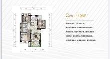 住宅C户型119
