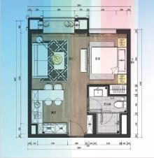 公寓13㎡